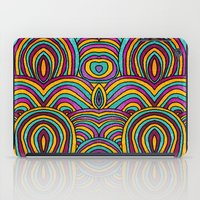 moroccan iPad Cases featuring Moroccan Style by Pom Graphic Design