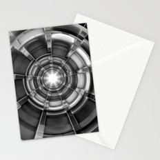 Slate Scope Stationery Cards