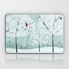 Lace Trees Laptop & iPad Skin