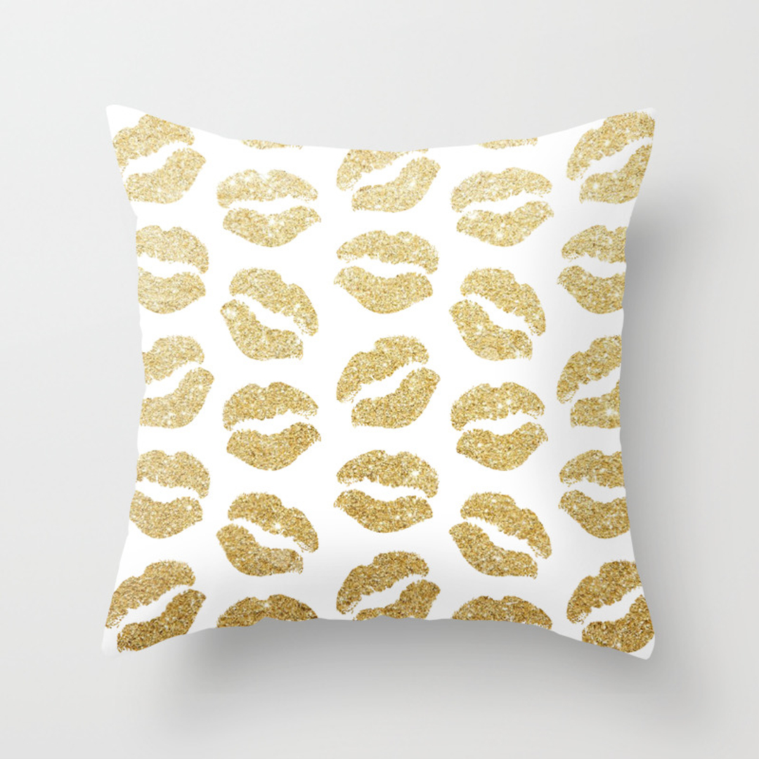 Decorative Pillows Makeup : Makeup Throw Pillows Society6