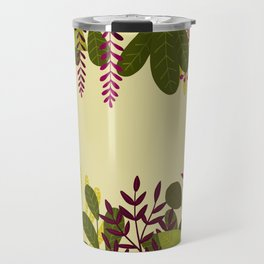 Belle plante Travel Mug