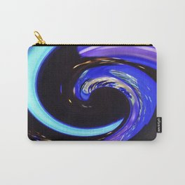 Swirling colors 01 Carry-All Pouch