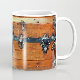 Antique Trunk Coffee Mug