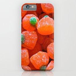 Pumpkin Candy iPhone Case