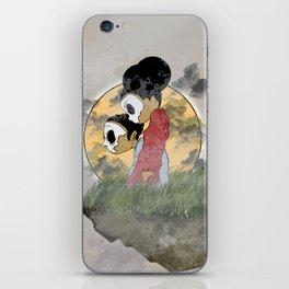 skull kids iPhone Skin