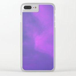 Sky- When I See You Clear iPhone Case