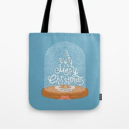 A VERY MERRY CHRISTMAS AND HAPPY NEW YEAR Tote Bag