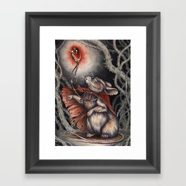Courage of the Heart  Framed Art Print