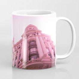 Pink Madrid Coffee Mug