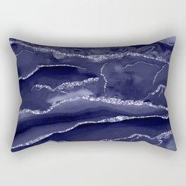 Ocean Sparkle Rectangular Pillow