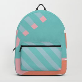 French Riviera Backpack