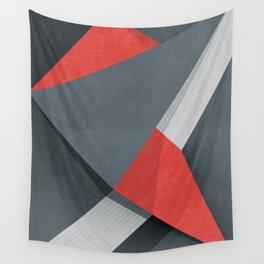 Projections Wall Tapestry