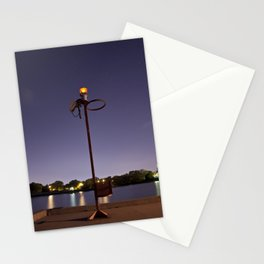 Evening On The Pier Stationery Cards