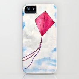 Kites iPhone Case