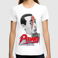 pee wee T-shirts featuring Pee wee by Iamzombieteeth Clothing