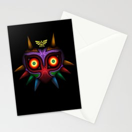 The Mask Of Majora Stationery Cards