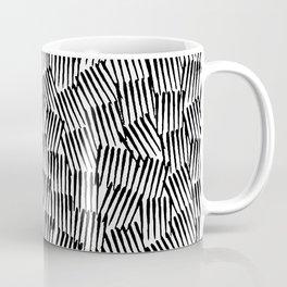 Crosshatched yourself Coffee Mug