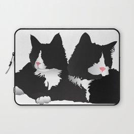 Fancy-Shmancy Tuxedos Laptop Sleeve