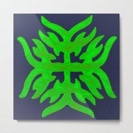 Abstract Designz - 11 Metal Print