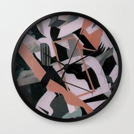 Jardins I Wall Clock