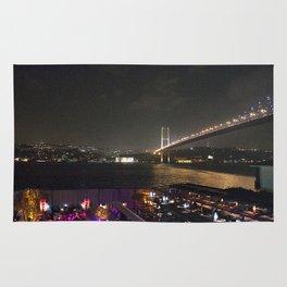 Istanbul Lights! Rug