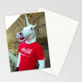Mr Unicorn Stationery Cards