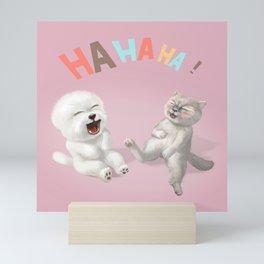 Happy Together Mini Art Print
