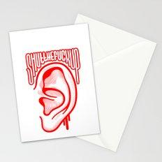 Shutthefuckup Stationery Cards