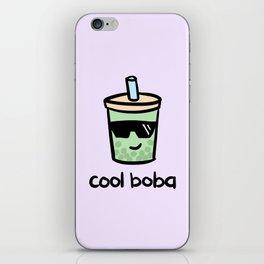 Cool Boba iPhone Skin