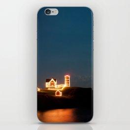 Nubble Light iPhone Skin