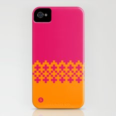 Jacquard 01 Slim Case iPhone (4, 4s)