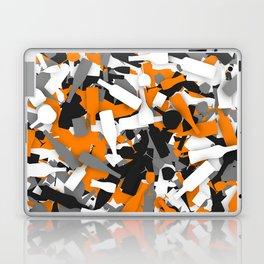 Urban alcohol camouflage Laptop & iPad Skin