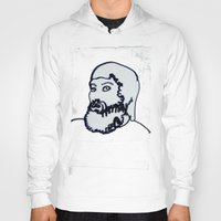 chad wys Hoodies featuring chad white by Chad M. White