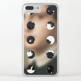 Arrangement In Skintones 23 Clear iPhone Case