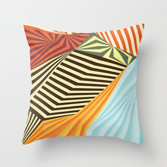 Yaipei Throw Pillow