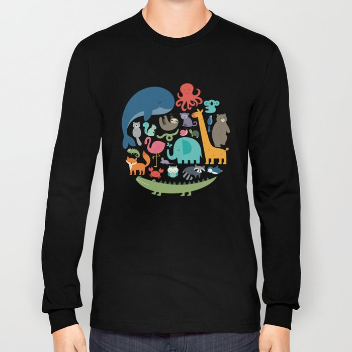 We Are One Long Sleeve T-shirt