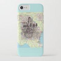 georgia iPhone & iPod Cases featuring Georgia by Ursula Rodgers