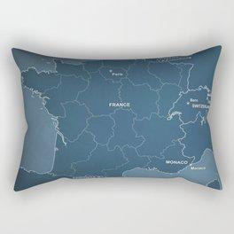Europe map Rectangular Pillow