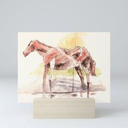 Manetti Shrem Horse Sculpture Mini Art Print