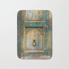 Architectural Design: The Weathered Door Bath Mat