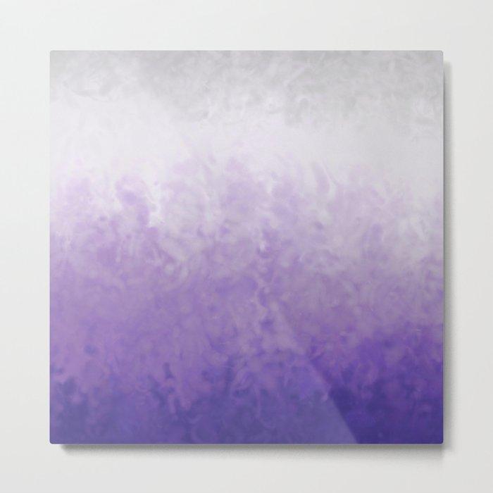 Lavender mist Metal Print