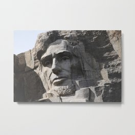 Lincoln Metal Print