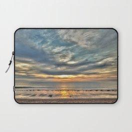 Sunset on the Llyn Peninsula Laptop Sleeve