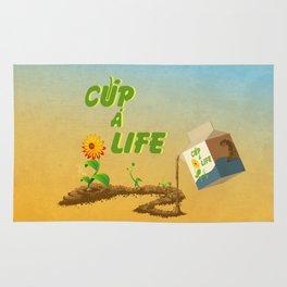 Cup á life Rug