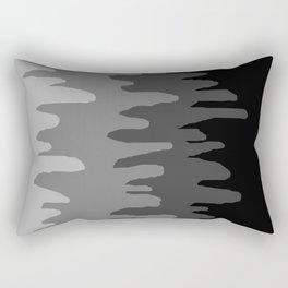 Splash of colour (gray) Rectangular Pillow