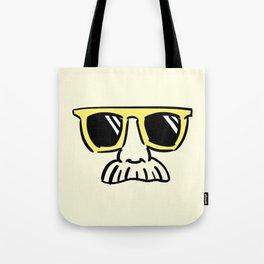 Too Cool (yellow) Tote Bag