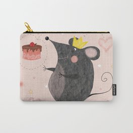 King Mouse Carry-All Pouch
