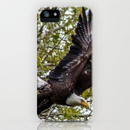 Fly By iPhone Case