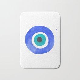 Evil Eye III Bath Mat