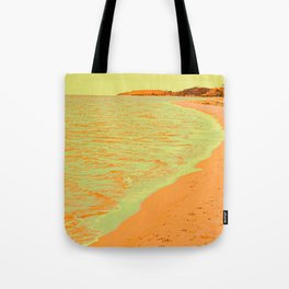 Beach Pastell Tote Bag